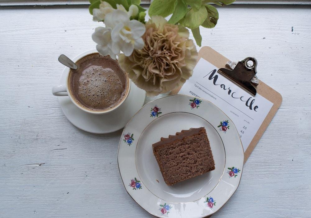 marcelle paris gluten free cake