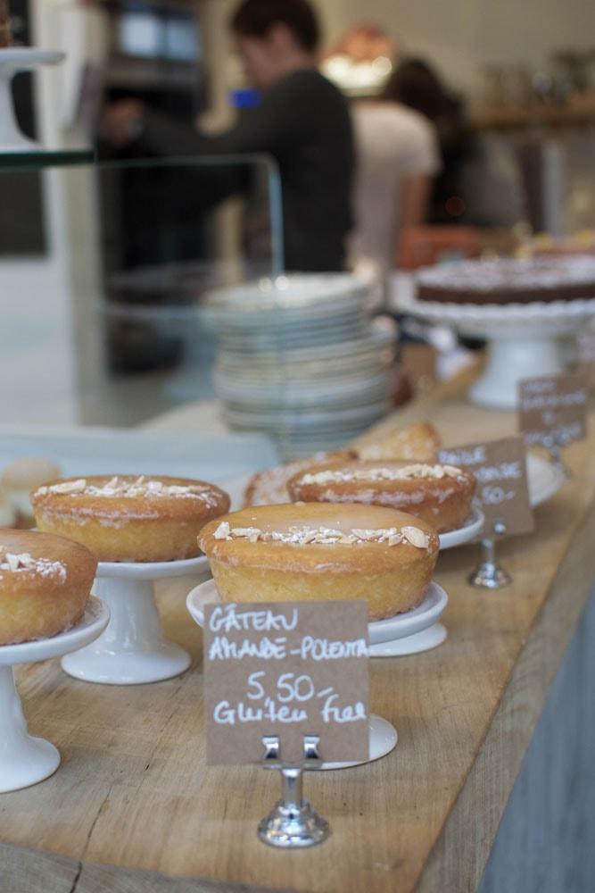 marcelle paris glutenfree almond cake