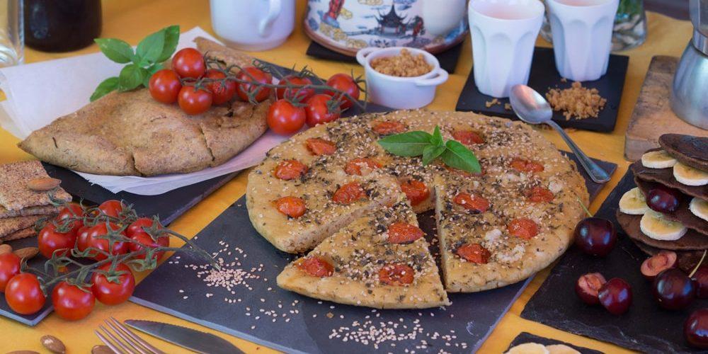 gluten free focaccia recipe