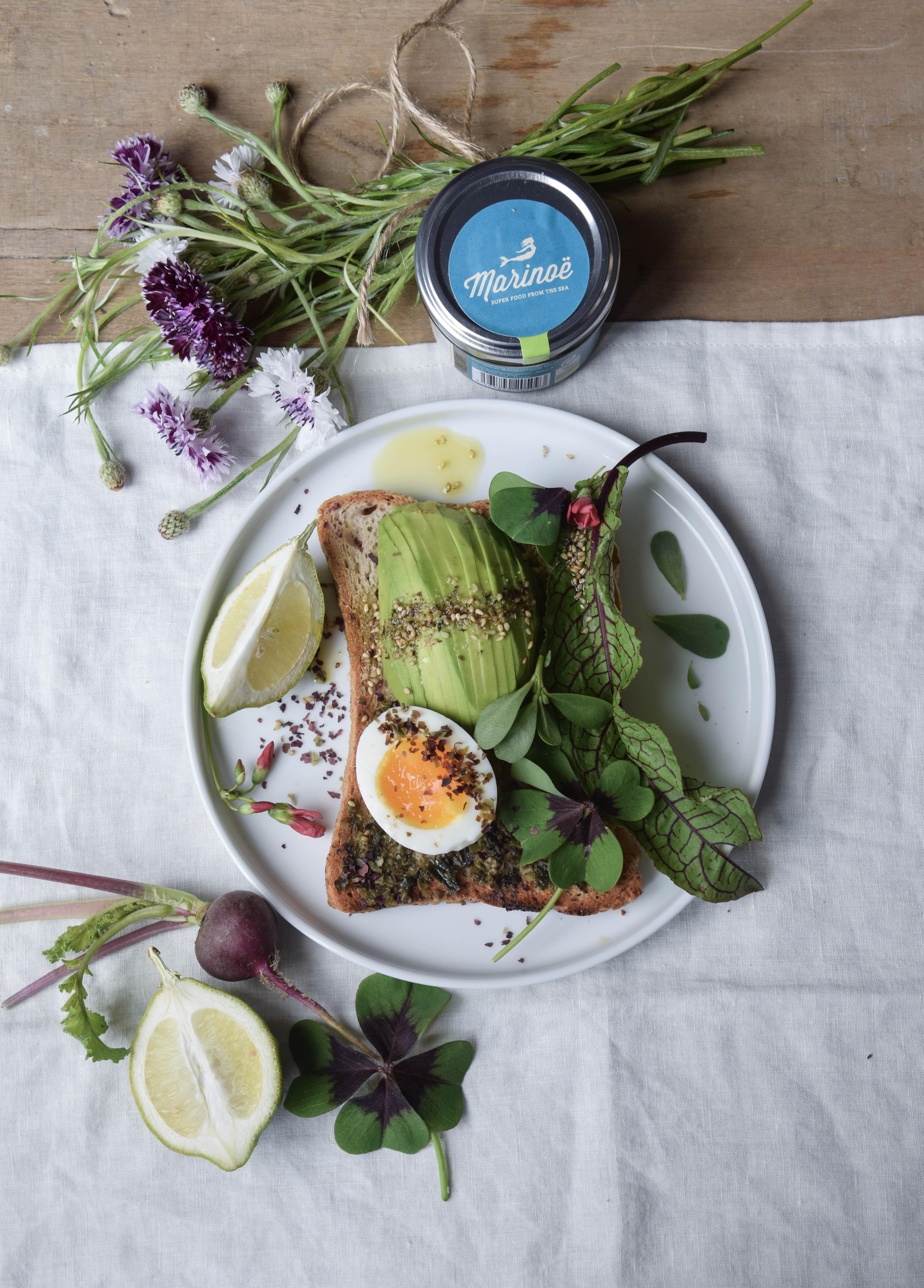 marinoe gluten free avocado toast