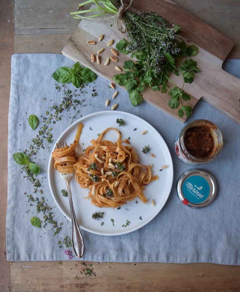 marinoe gluten free tagliatelle