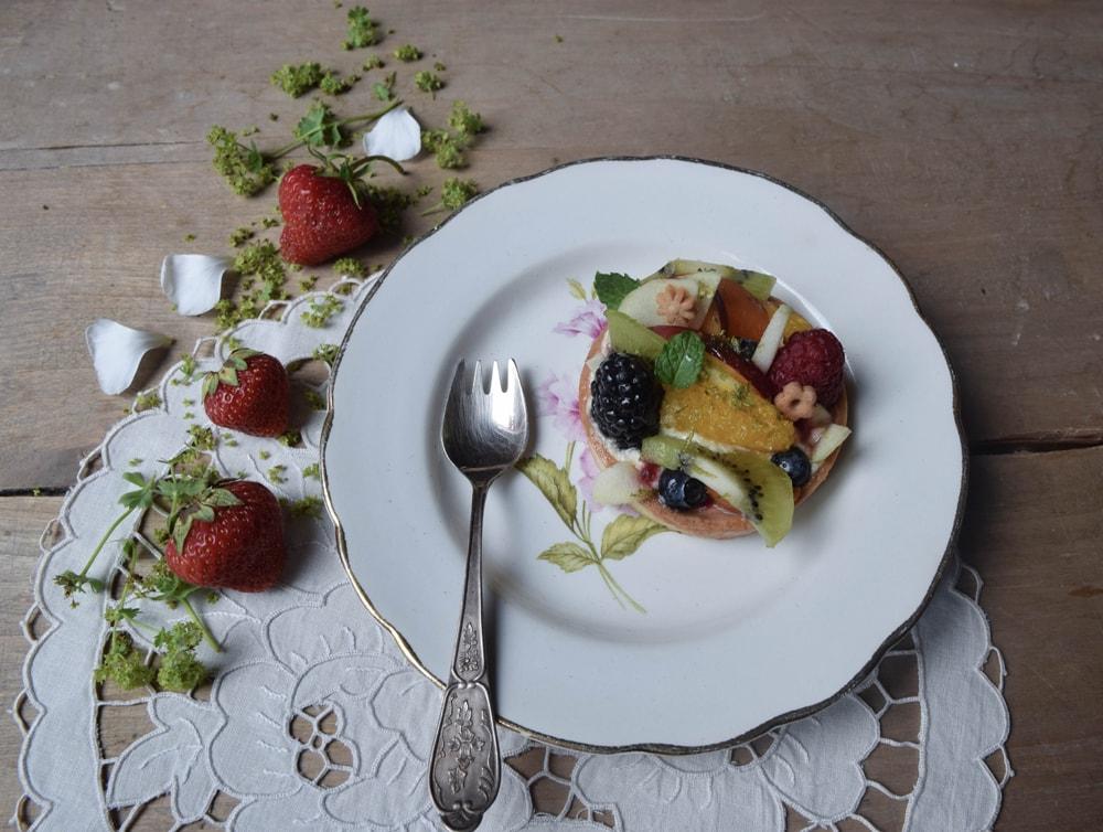 onyriza gluten free fruit tarts