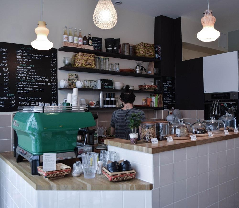 kopi cream gluten free coffee shop