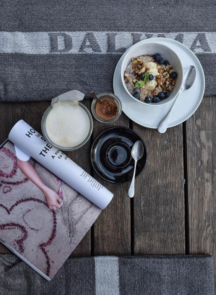 daluma gluten free porridge