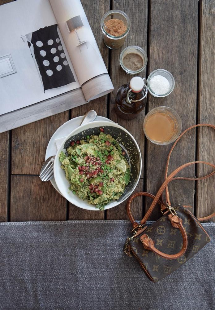 daluma gluten free quinoa bowl