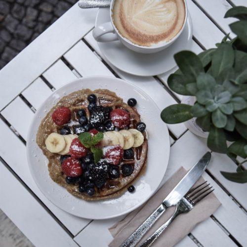 superfoods gluten free waffles in berlin