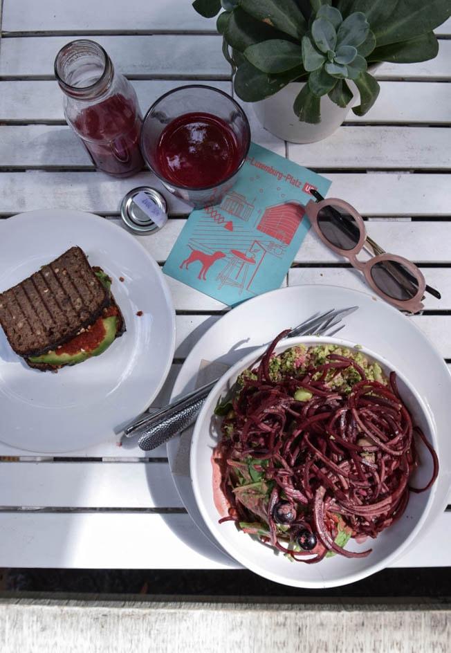 superfoods gluten free lunch