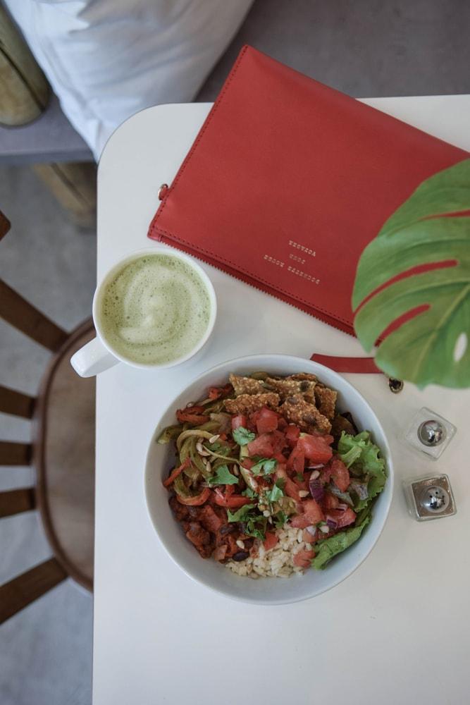 comptoir veggie buddha bowl vegan