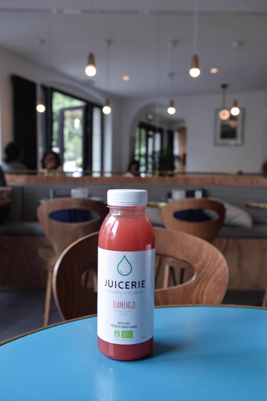 juicerie organic juices