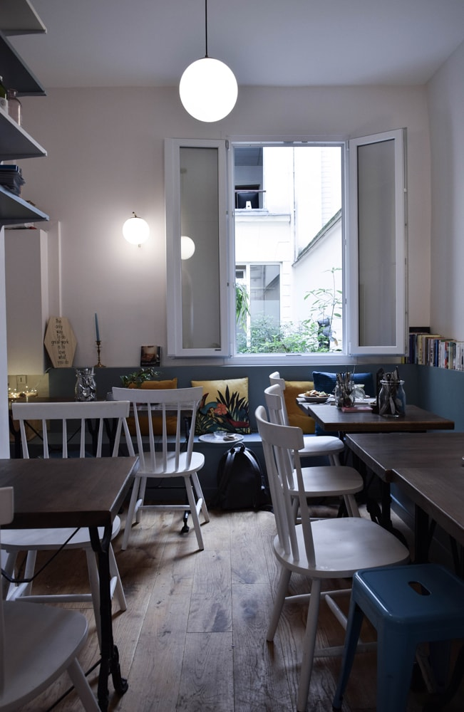 yema vegan and gluten free restaurant in paris