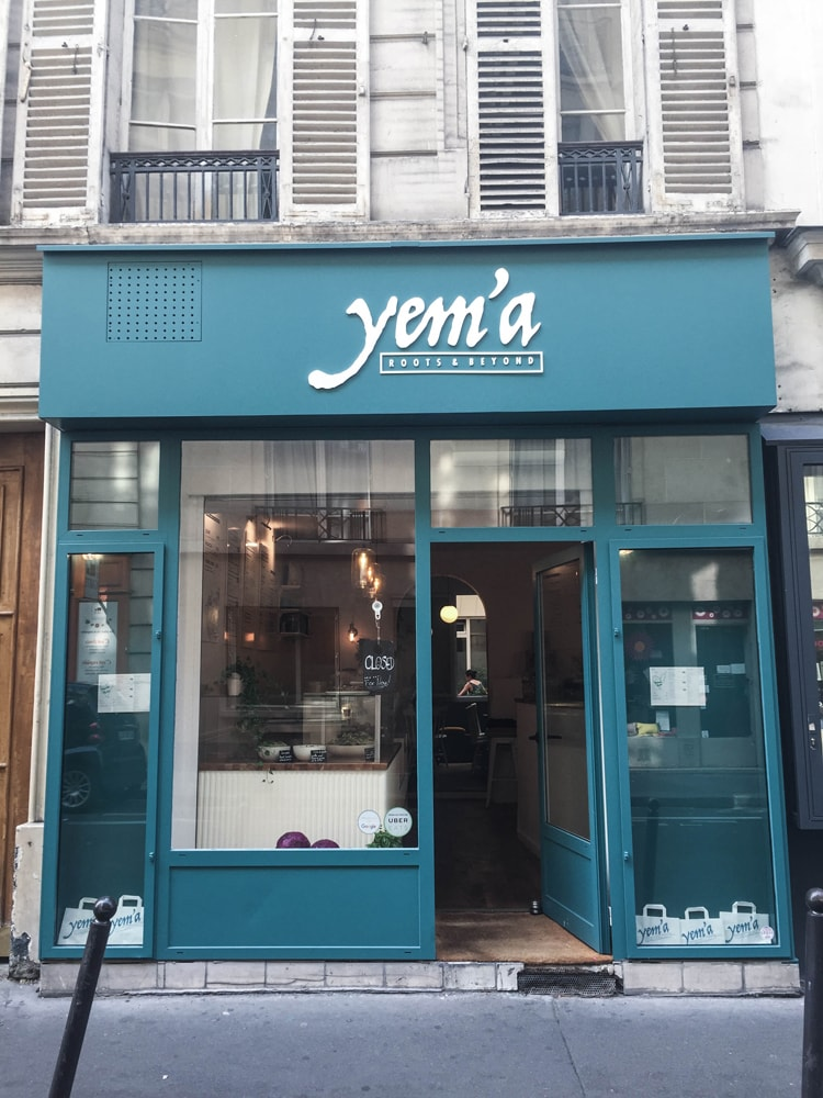 yema vegan and gluten free restaurant