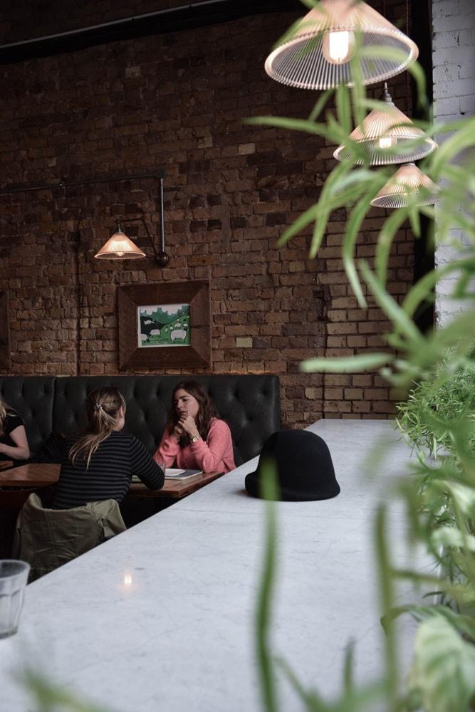 farmstand coffeeshop in london