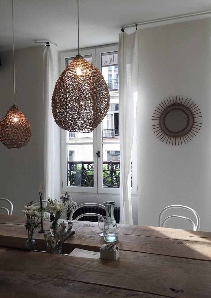 marcelle restaurant light