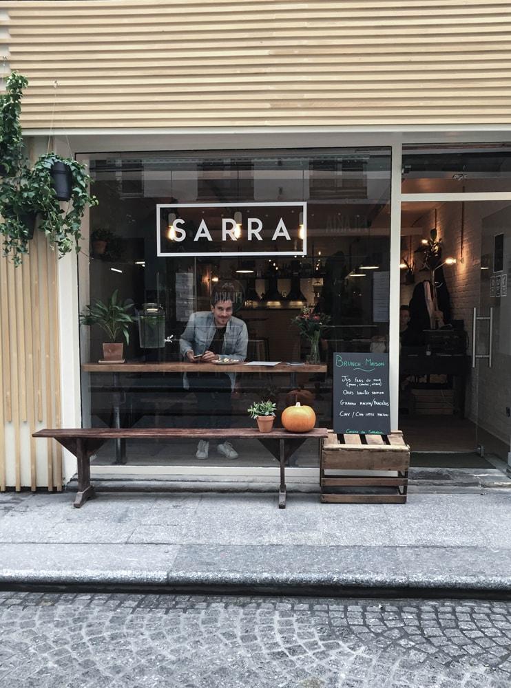 sarra paris restaurant