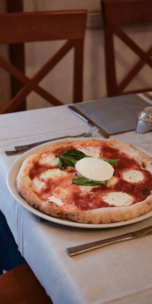 mascagni gluten free pizza in naples