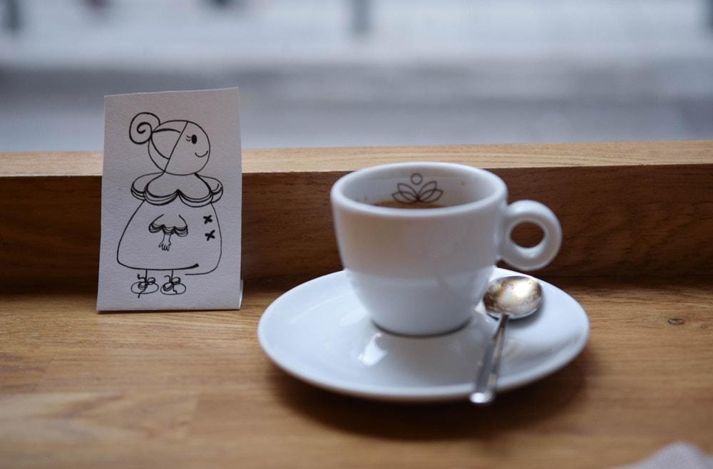 celicioso stellina coffee