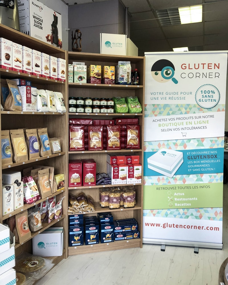 gluten corner boutique paris with gluten free pasta