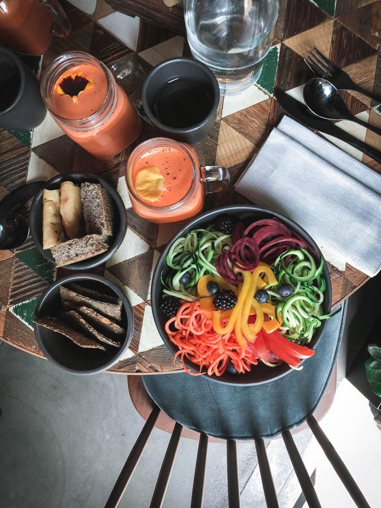soulgreen vegan gluten free bowl