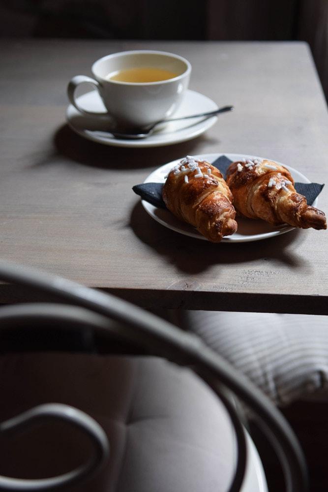 via dalla spiga gluten free croissant
