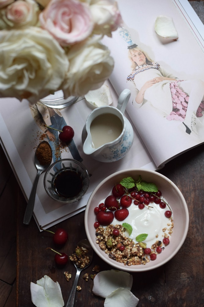 les fruits detendus raw vegan gluten free granola