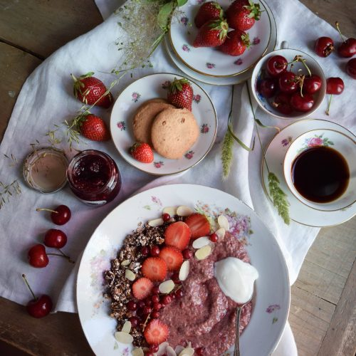 smart fooding gluten free chia pudding