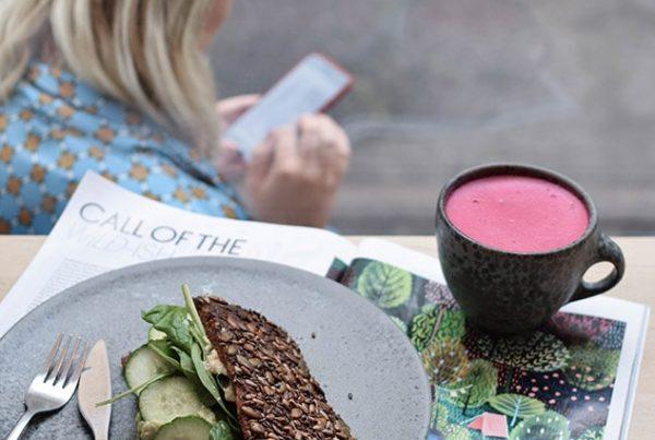 42raw vegan gluten free avocado toast