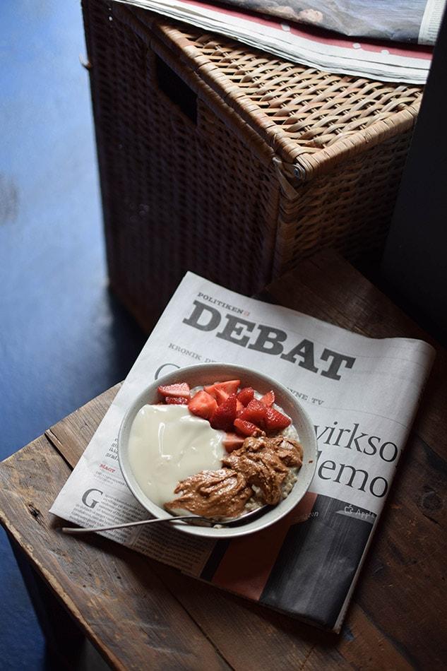 grod porridge gluten free vegan in copenhagen