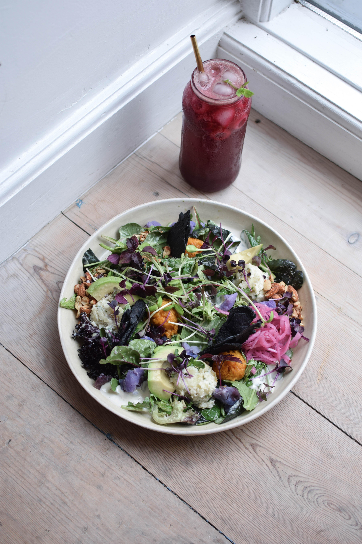 plant power food power bowl vegan