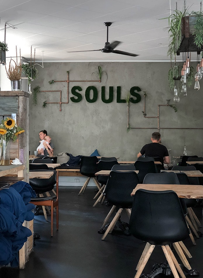 souls restaurant vegan with gluten free options