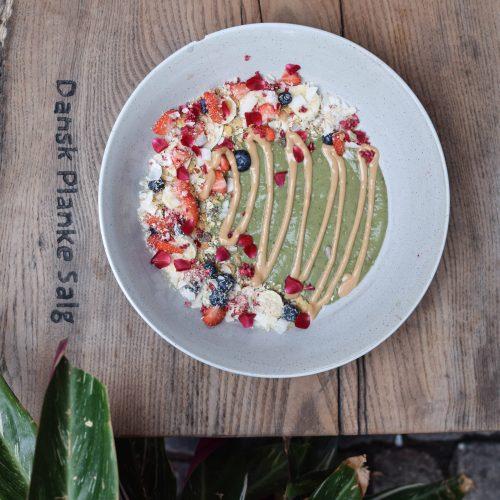 the organic boho green bowl vegan sans gluten