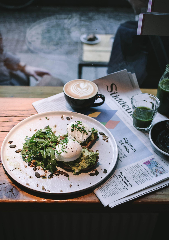kafeebar gluten free avocado toast