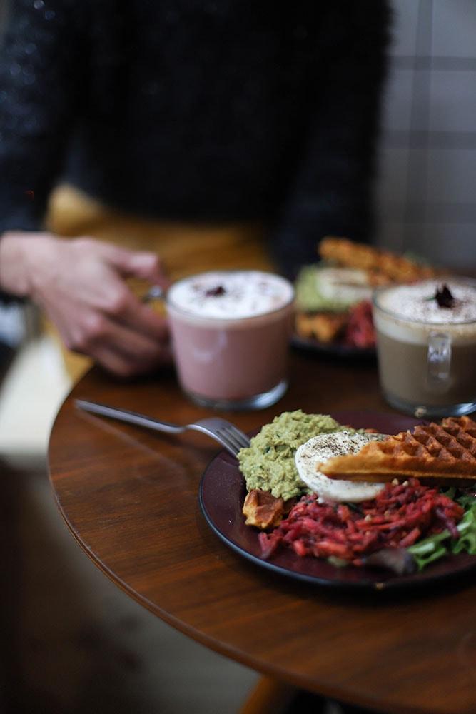 opoa gluten free waffles