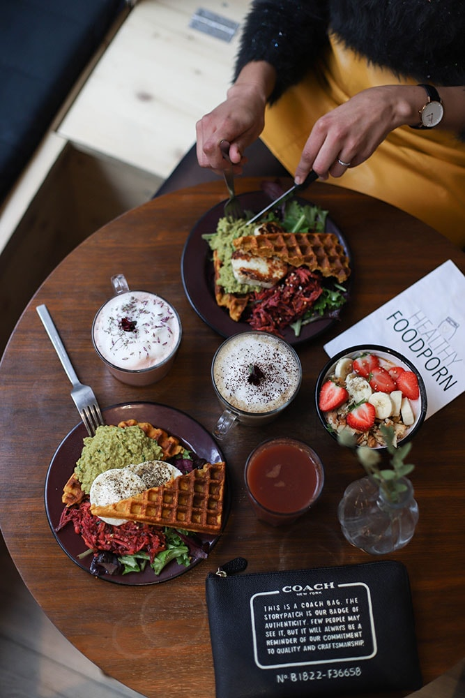 opoa gluten free brunch