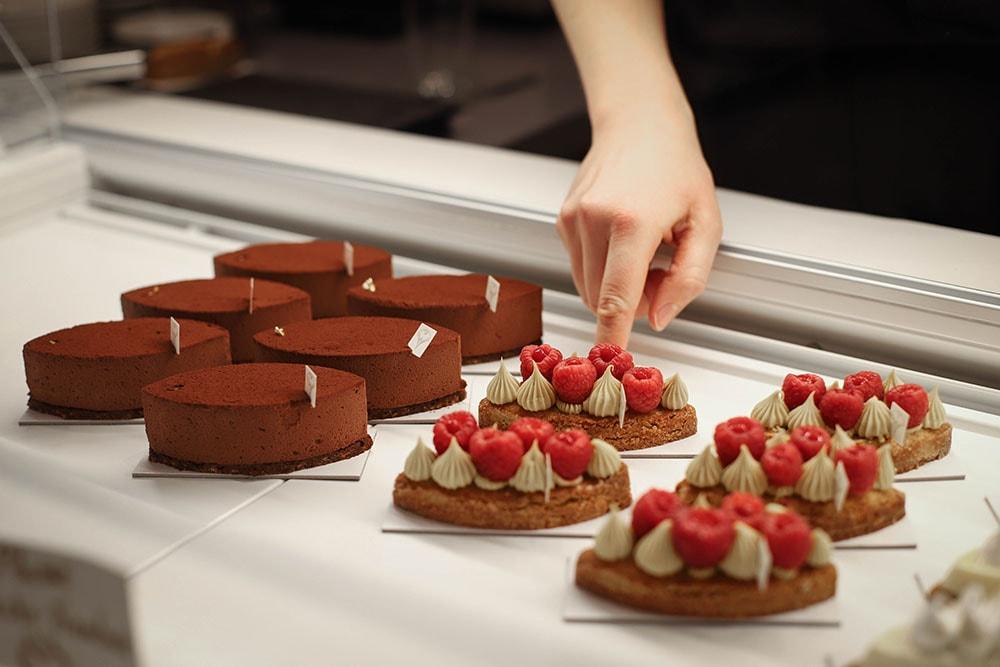 maison plume paris gluten free pastries