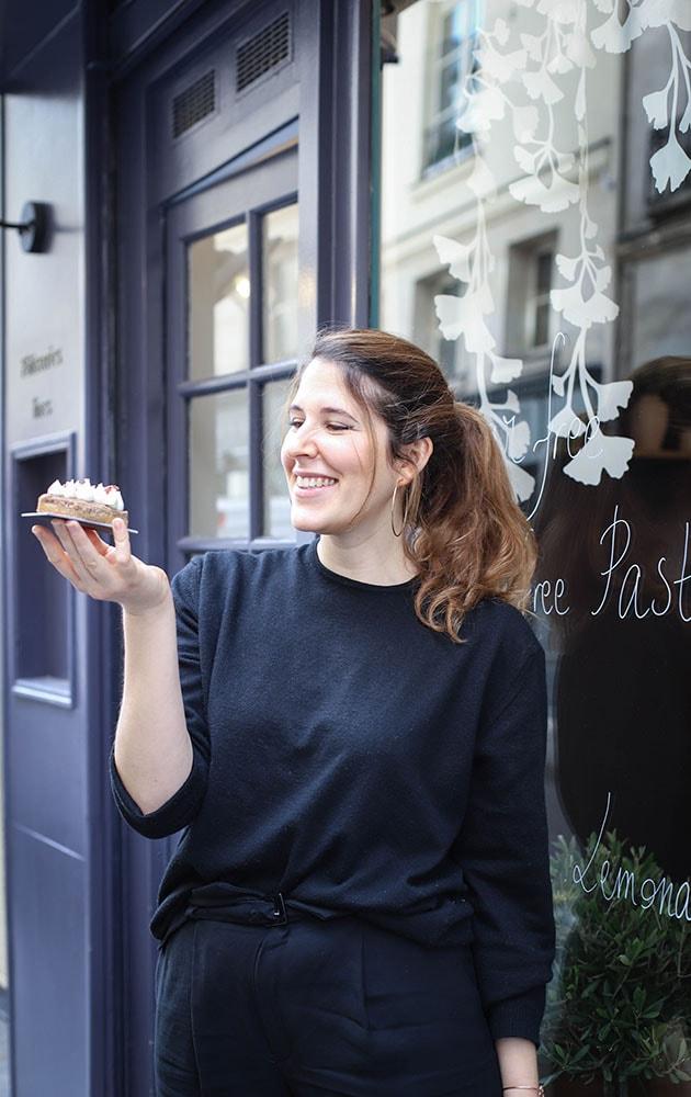 maison plume paris gluten free pastries tara pidoux
