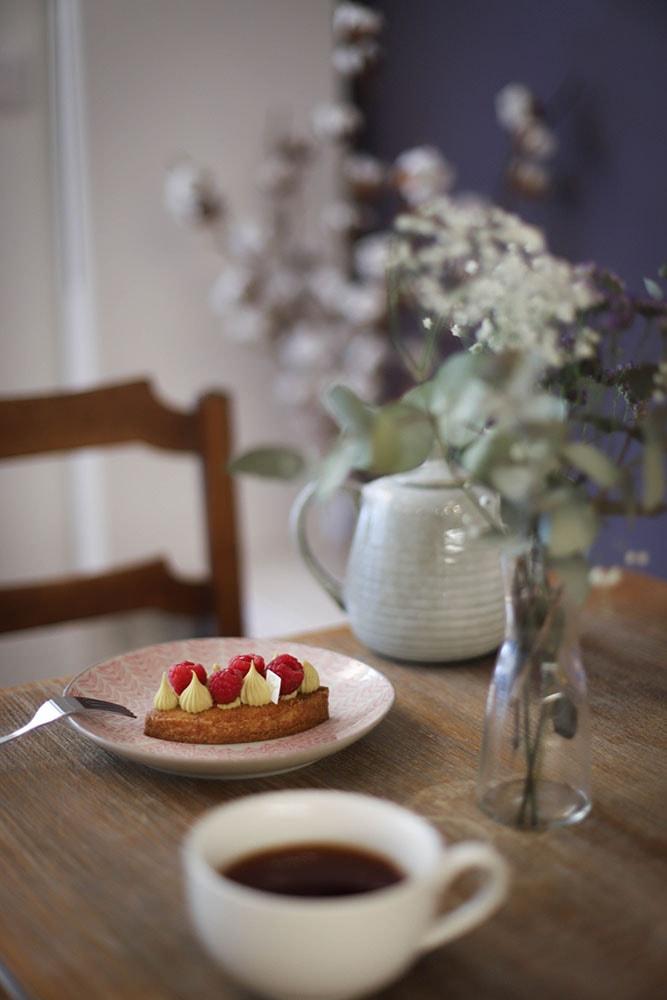 maison plume paris gluten free tea time