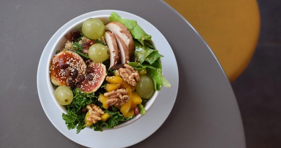 chez lula le veggie bowl sans gluten