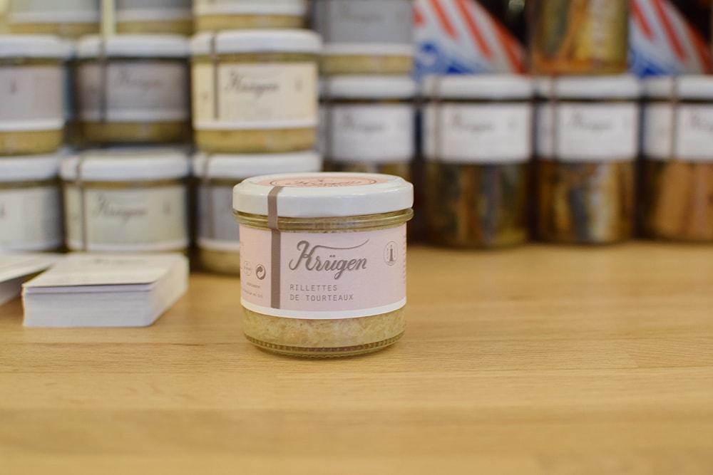 épicerie bretonne Krugen à Paris