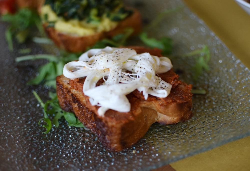 super bonnes tapas sans gluten chez puglia bakery à milan