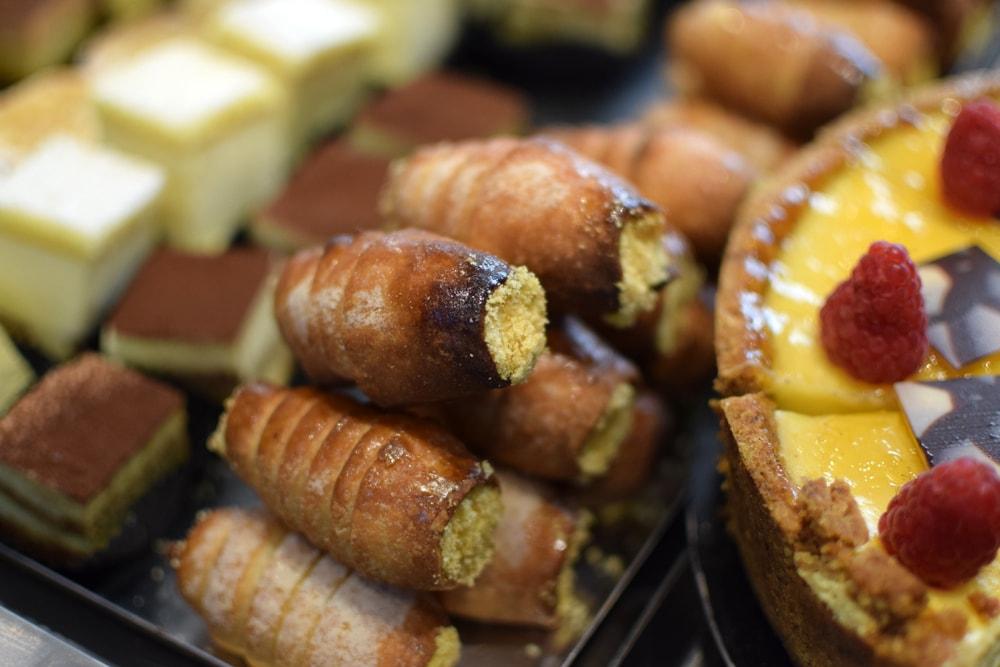 pâtisseries sans gluten milan