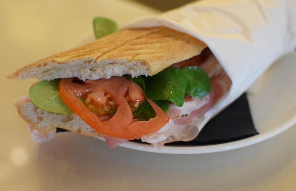 sandwich sans gluten bistro milan