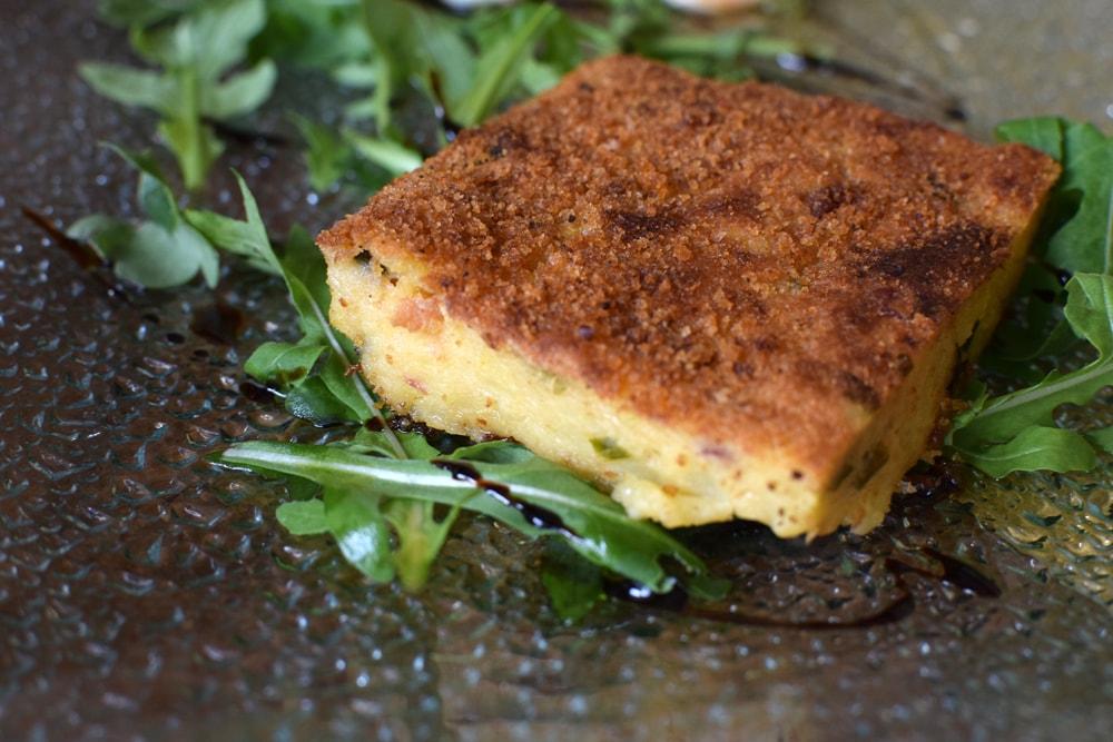 focaccia de pomme de terre sans gluten chez puglia bakery