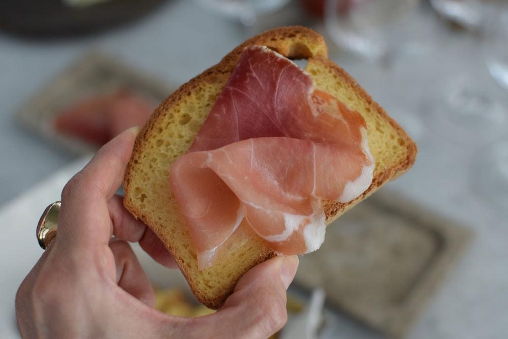 délicieux pain sans gluten chez marennà