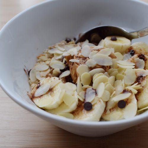 Oatmeal sans gluten Paris: petit-déjeuner sans gluten