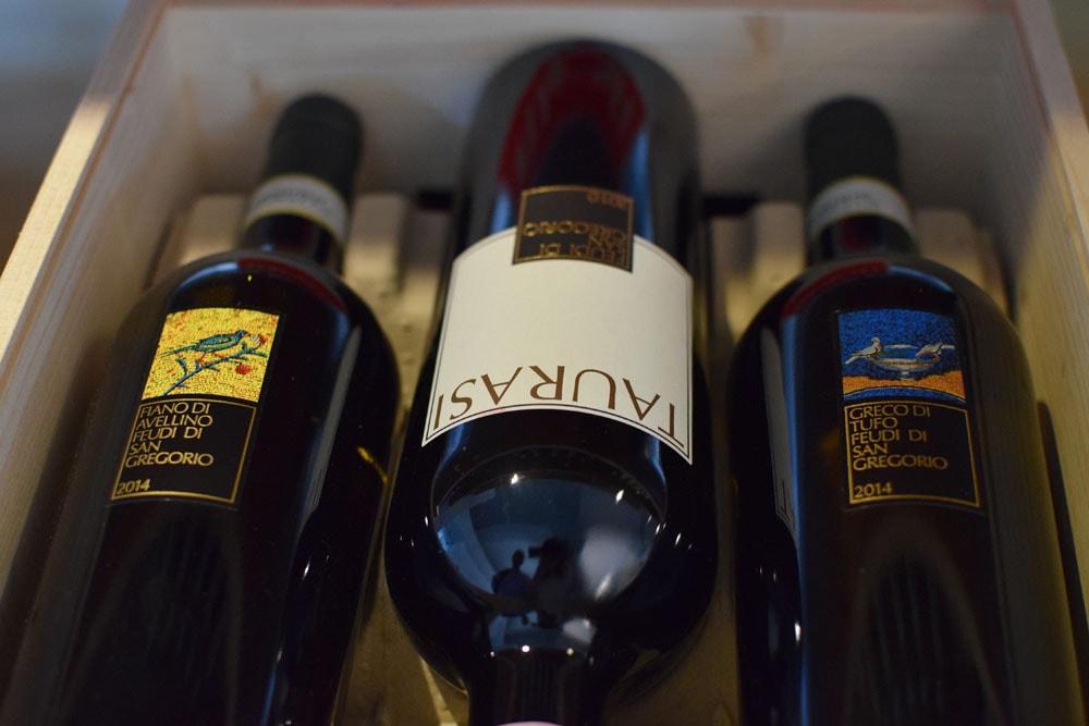 vin taurasi sans gluten