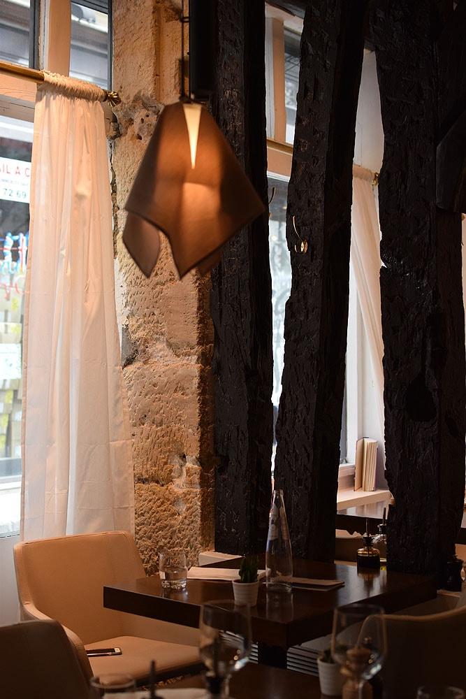 restaurant la Buca à Paris