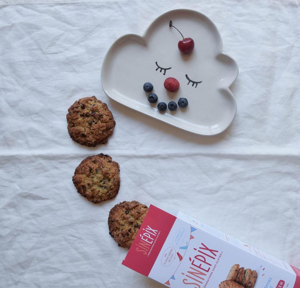 sinepix cookies sans gluten