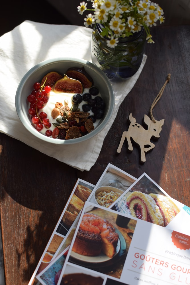 terre vivante recette granola sans gluten