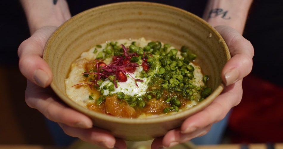 26 grains un délicieux porridge sans gluten