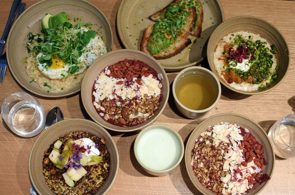 26 grains porridge sans gluten